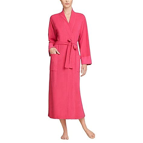 Bed Bath And Beyond Robes by N Natori Nirvana Brushed Terry Robe Bed Bath Beyond