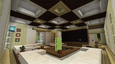 Living Room Ideas Minecraft by Minecraft House Interior Living Room Search