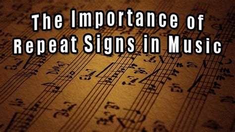 I assure that it has very simple functions and very useful to repeat audio partially. The Importance of Repeat Signs in Music - YouTube