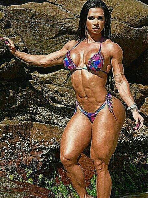 suelen bissolati muscle girls muscle girls muscular women bodybuilding