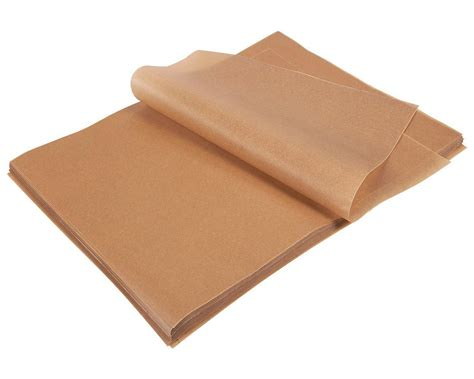 parchment baking paper sheet brown unbleached sheets fresh customer pans rated inches aluminum cookware precut count amazon half newtons fig