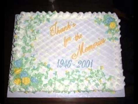 Cake Decoration Ideas For A by Diy Sheet Cake Decorating Ideas