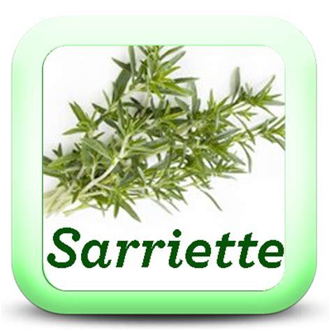 sarriette cuisine les herbes aromatiques dans la cuisine je cuisine mon