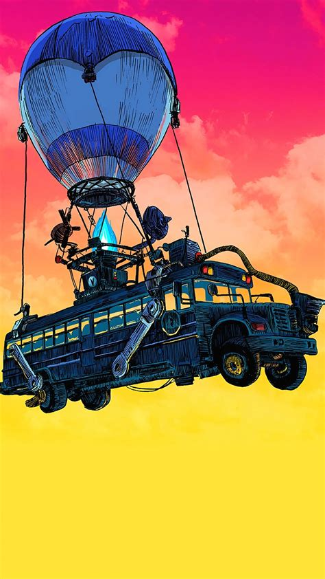 If you'd like to learn more, you can check out the original reveal, the first trailer with additional details, the. Fortnite Battle Bus in 2021 | Oneplus wallpapers, Wallpaper free download, Stock wallpaper