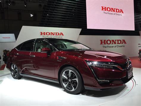 Honda 2019 : 2019 Honda Clarity Electric, Hybrid, Release Date, Price