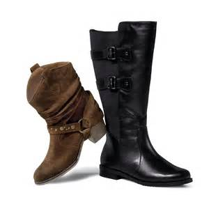 womens boots in wide width bryant offers wide width calf boots for fall stylish