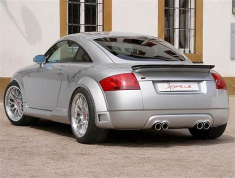 Hofele Turbo Heckspoiler Audi Tt 8n Jms Fahrzeugteile