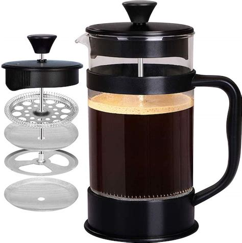 Using a french press makes it easy to make quick & rich coffee at home because nothing beats the freshly blended coffee. Best French Press Coffee Makers 2020 (Reviews & Buyer's Guide)