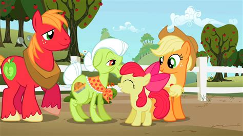 image  apple family sepng   pony