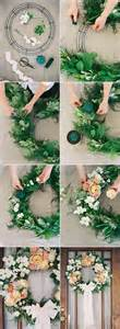 diy decorations diy wedding wreath once wed