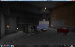 Underground Mansion Minecraft Project