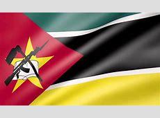 National Flag of Mozambique Mozambique National Flag