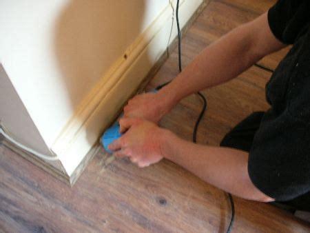 laminate flooring beading laminate floor fitting
