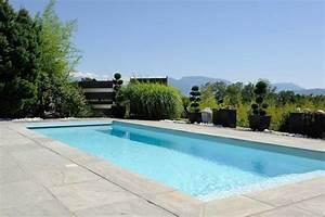 amenagement exterieur zen contemporain piscine lyon With decoration exterieur jardin zen pierre 17 renovation dune salle de bain dans un style contemporain