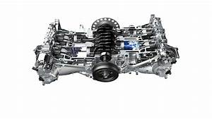 2017 Subaru Brz Engine