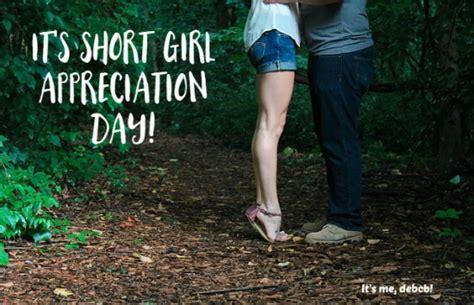 short girl appreciation day printable calendar templates