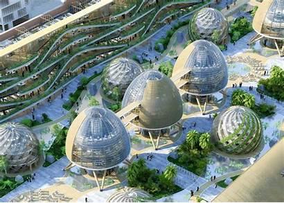 Vincent Callebaut Brussels Tour Eco Architecture Belgium