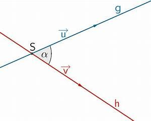 Schnittwinkel Zweier Geraden Berechnen : 2 5 1 schnittwinkel zwischen zwei geraden mathelike ~ Themetempest.com Abrechnung