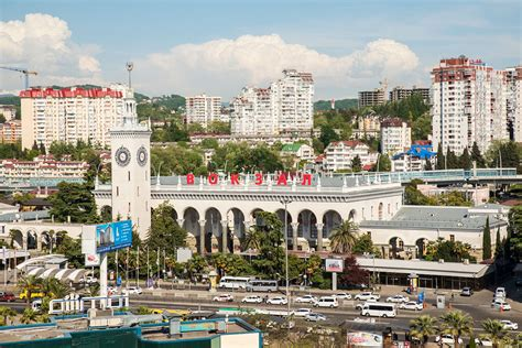 Russian Riviera From Soviet Sanatoriums To Lush Gardens