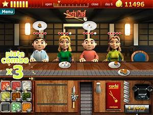 Youda Sushi Chef Play Online For Free