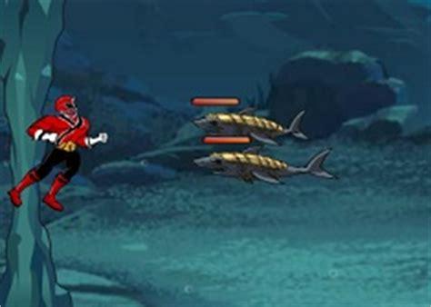 power rangers deep sea defense power rangers games