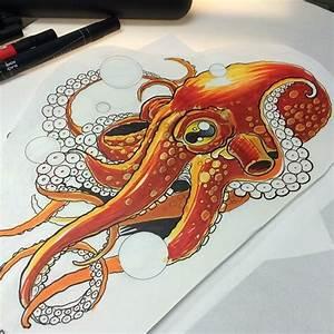 octopus tattoo - Google Search | Tattoo