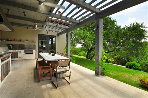 alumawood patio cover patio contemporary with ceiling fan