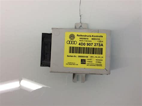 tire pressure monitoring 2003 audi a4 head up display 2002 2003 2004 audi a6 allroad tire pressure monitoring control module 4d0907273 ebay