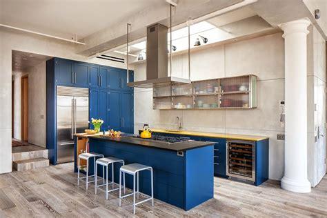 cuisine americaine ilot central cuisine americaine bleue ilot central picslovin