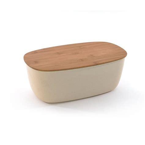 mathon cuisine boîte à beige en fibre de bambou berghoff berghoff
