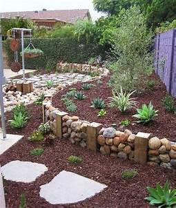 Eleven, Interesting, Garden, Bed, Edging, Ideas