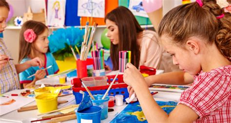 kids art craft classes  london   baba