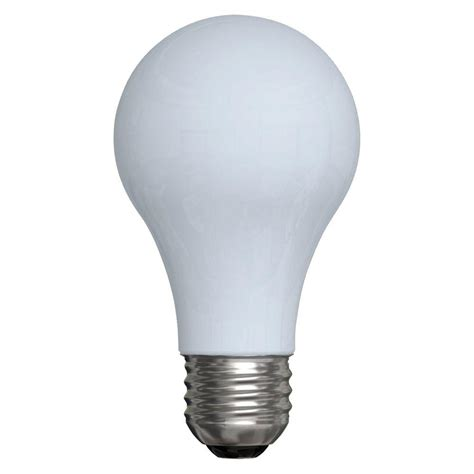 ge reveal 40 watt halogen equivalent a19 light bulb 4