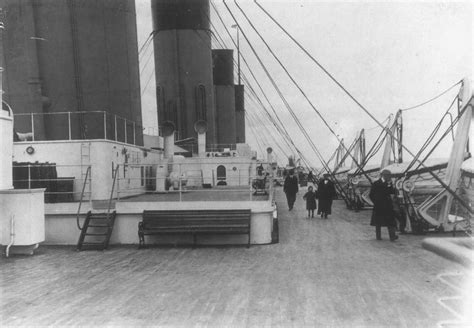 Titanic Photos Before Sinking by File Boat Deck Of Titanic Jpg Wikimedia Commons