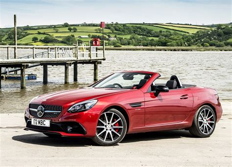 Mercedes Slc Class Photo by Mercedes Slc Class Amg 2016 Photos Parkers