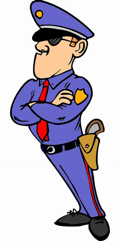 Clipart Police Officer Policeman Src 189kb Security