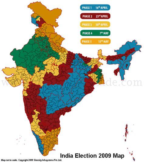 West Bengal 2009 Election, Lok Sabha Constituencies