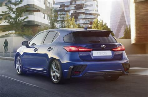 lexus ct200h mods 2018 lexus ct 200h launched with design and safety