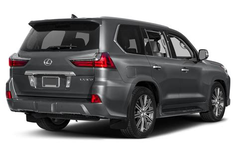 New 2017 Lexus Lx 570  Price, Photos, Reviews, Safety
