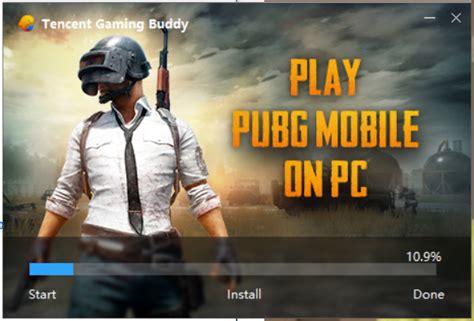 pubg emulator tencent gaming buddy pubg mobile emulator for pc