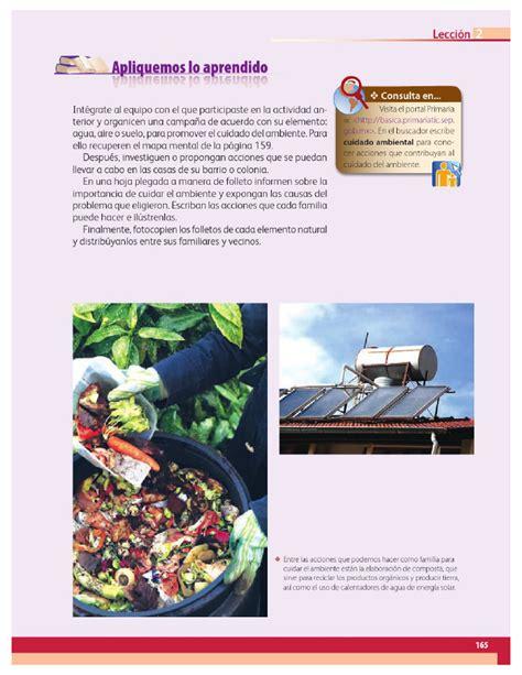 respuestas libro geografia 4 los problemas ambientales de m 233 xico cuarto geograf 237 a