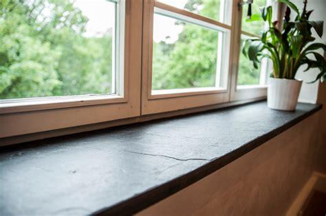 Fensterbank Fuer Den Innenbereich Materialien Und Einbau by Fensterb 228 Nke J B Naturstein Und Schiefer Kaufen