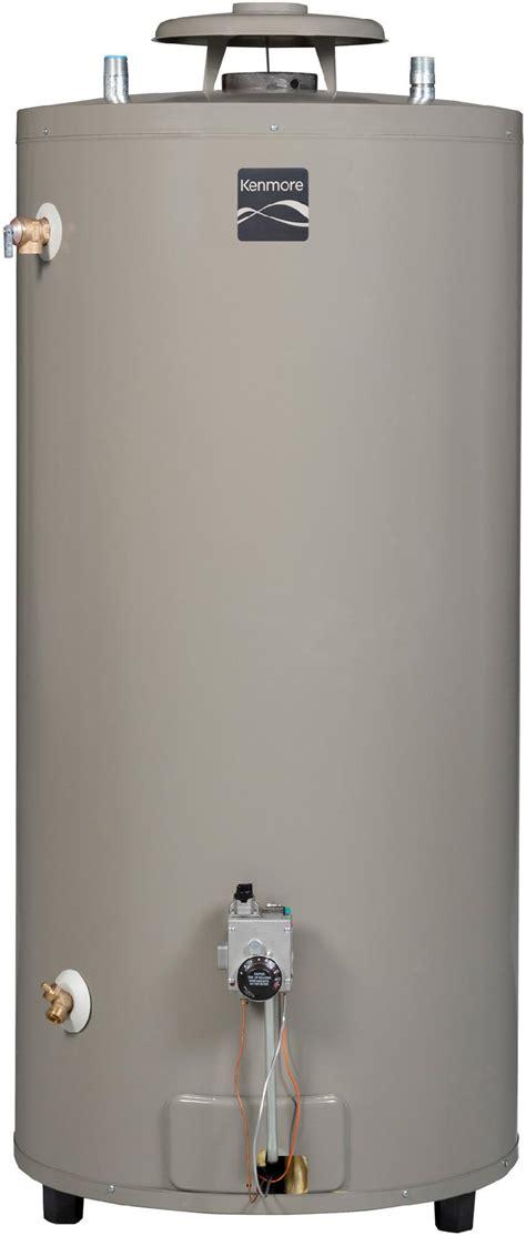 water gas light kenmore 33807 74 gal 3 year gas water