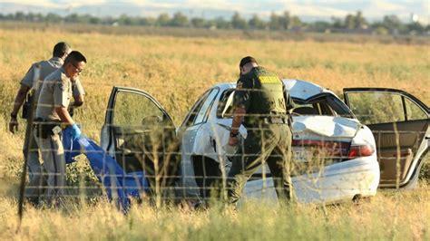 Police Investigating Deadly Car Crash Allegedly