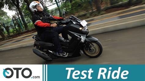 Nmax 2018 Teste by Yamaha Nmax 2018 Test Ride Ini Kelebihan Dan