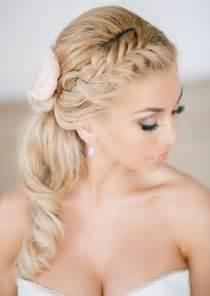 coiffure tresse mariage coiffure mariage tresse 35 photos merveilleuses pour vous