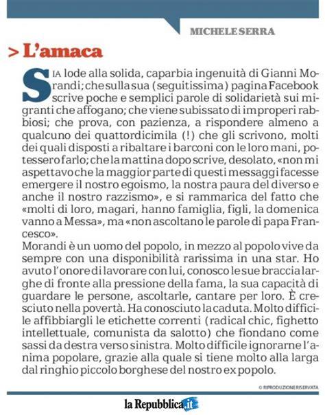 Amaca Serra Repubblica La Repubblica On Quot L Amaca Di Michele Serra Http