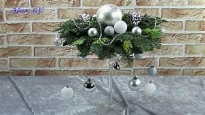 Weihnachtsdeko Ideen Selbermachen : weihnachtsdeko ideen adventsgesteck adventskranz ~ Orissabook.com Haus und Dekorationen