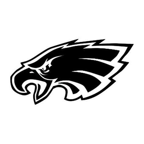 vinyl decal  jeep side philadelphia eagles philadelphia eagles logo eagles cricut stencils