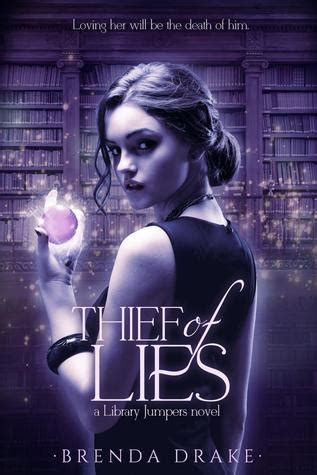 thief  lies library jumpers   brenda drake